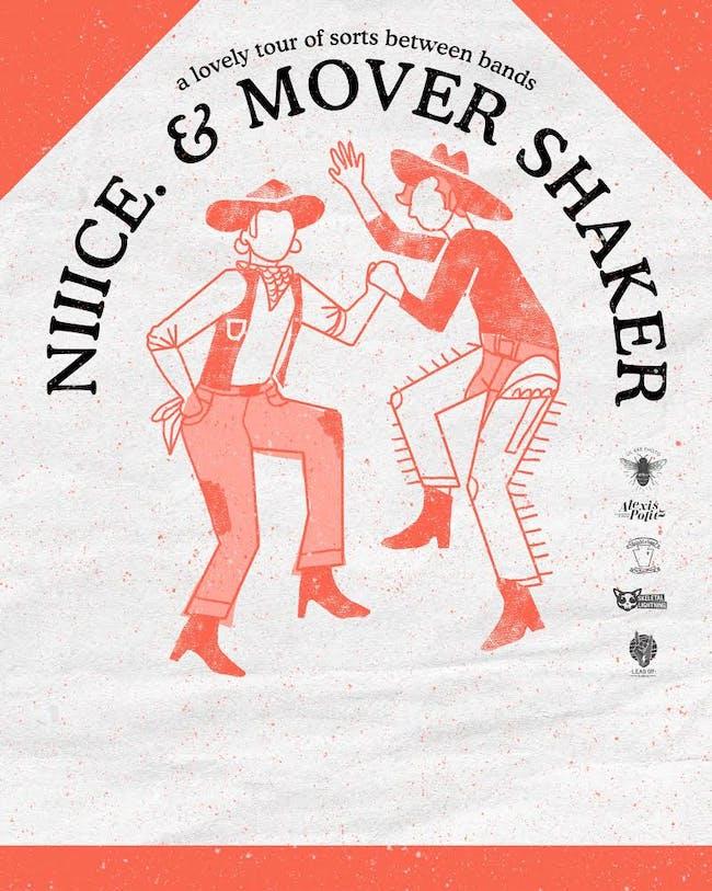 Niiice. / Mover Shaker