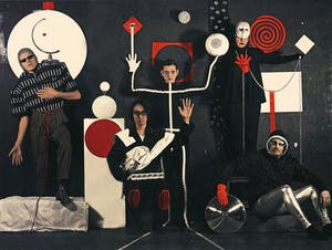 VANISHING TWIN with special guests