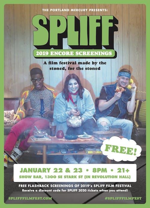 In show bar: Spliff Flashback
