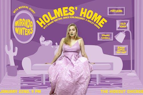 Holmes' Home
