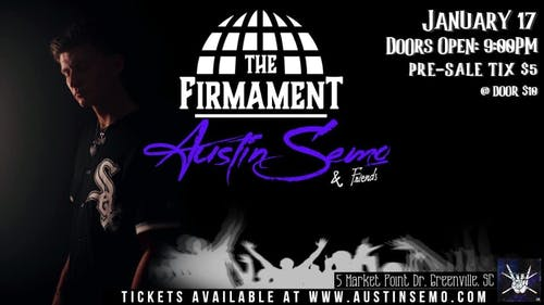 Austin Semo and Friends | 1.17.20