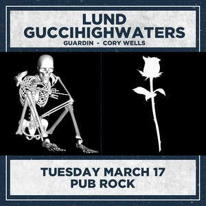 LUND & GUCCIHIGHWATERS