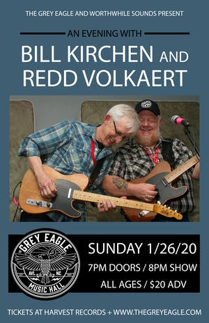 An Evening With Bill Kirchen & Redd Volkaert