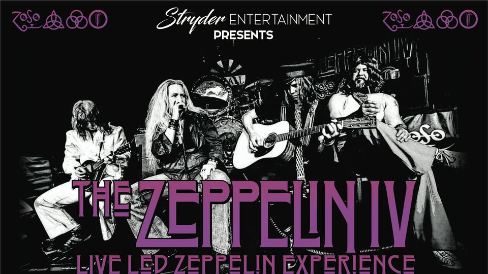 The Zeppelin IV + The Smokin' Crowes
