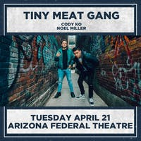 TINY MEAT GANG