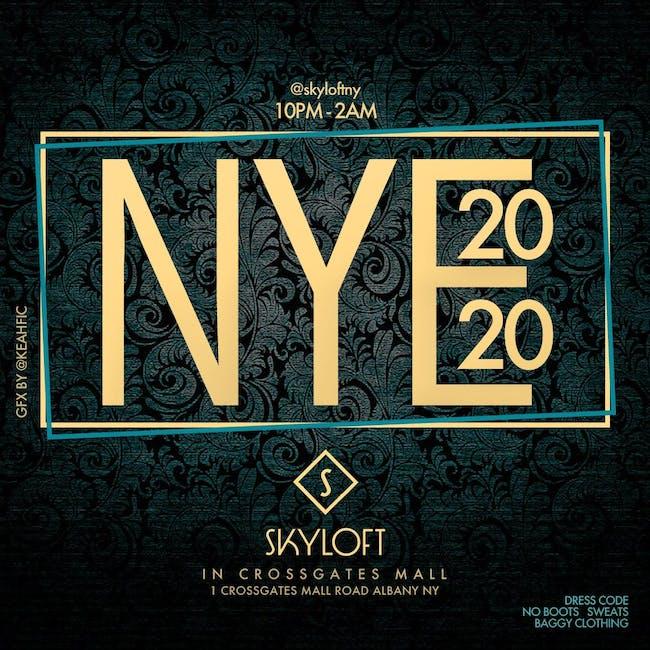 Tuff Citi & King Sean Present: NYE 2020
