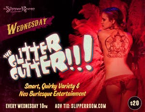 The Glitter Gutter
