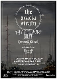 The Acacia Strain + Rotting Out