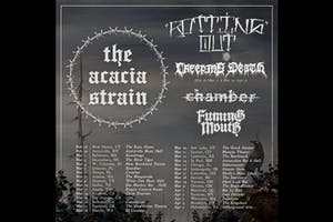 Philly Hardcore Shows present The Acacia Strain