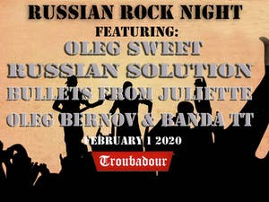 Russian Rock Night