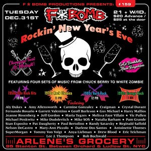 F*Bomb #159 Rockin' New Year's Eve