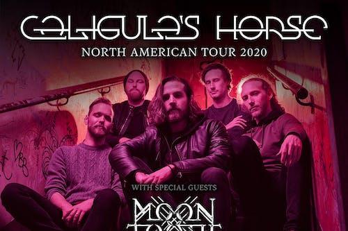 Caligula's Horse - North American Tour 2020 + Moon Tooth + Ebonivory