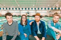 The High Divers, The Elwins, The Bellegards