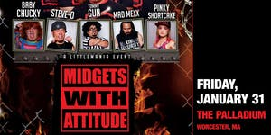 MWE: MIDGET WRESTLING ENTERTAINMENT
