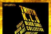 TRUTH, K.L.O, Black Carl!, Collector
