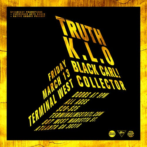 TRUTH, K.L.O, Black Carl!, Collector
