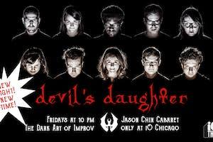 HAROLD NIGHT w/ Devil's Daughter & Daffodil