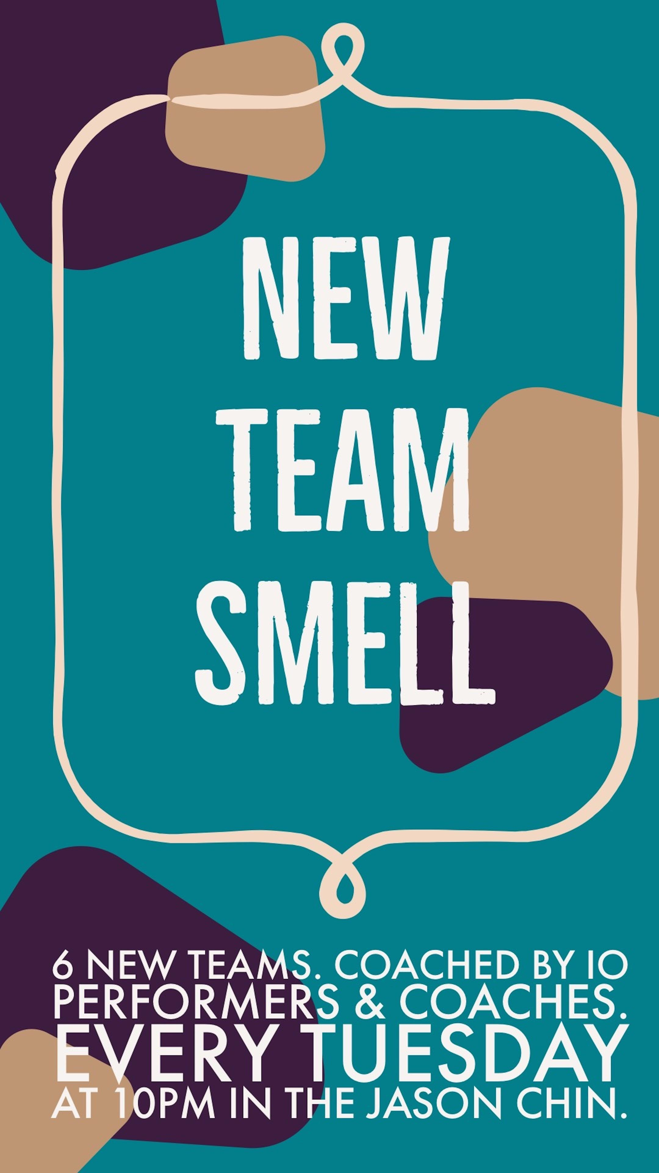 New Team Smell