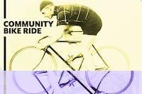CRESCENT COMMUNITY BIKE RIDE w/ HEAVY PEDAL
