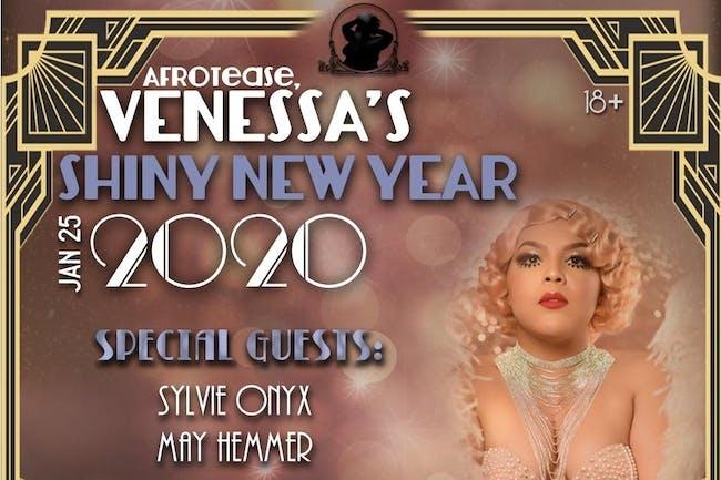 Venessa's Shiny New Year 2020
