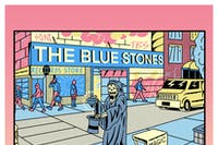 The Blue Stones / JJ Wilde / The Dead Licks