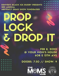 Prop, Lock, & Drop It: An Abstract Drag Experience at YMH