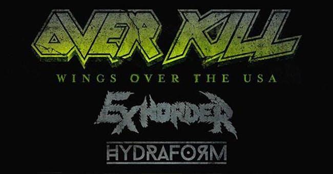 OVERKILL / EXHORDER