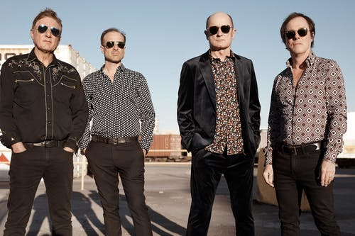 An Evening With Hoodoo Gurus