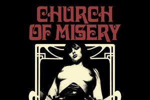 CHURCH OF MISERY, Black Wizard, Nebula Drag