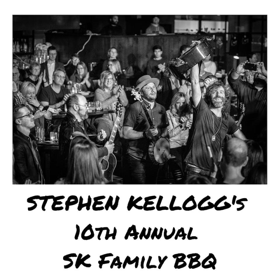Stephen Kellogg's 10th Annual SK Family BBQ