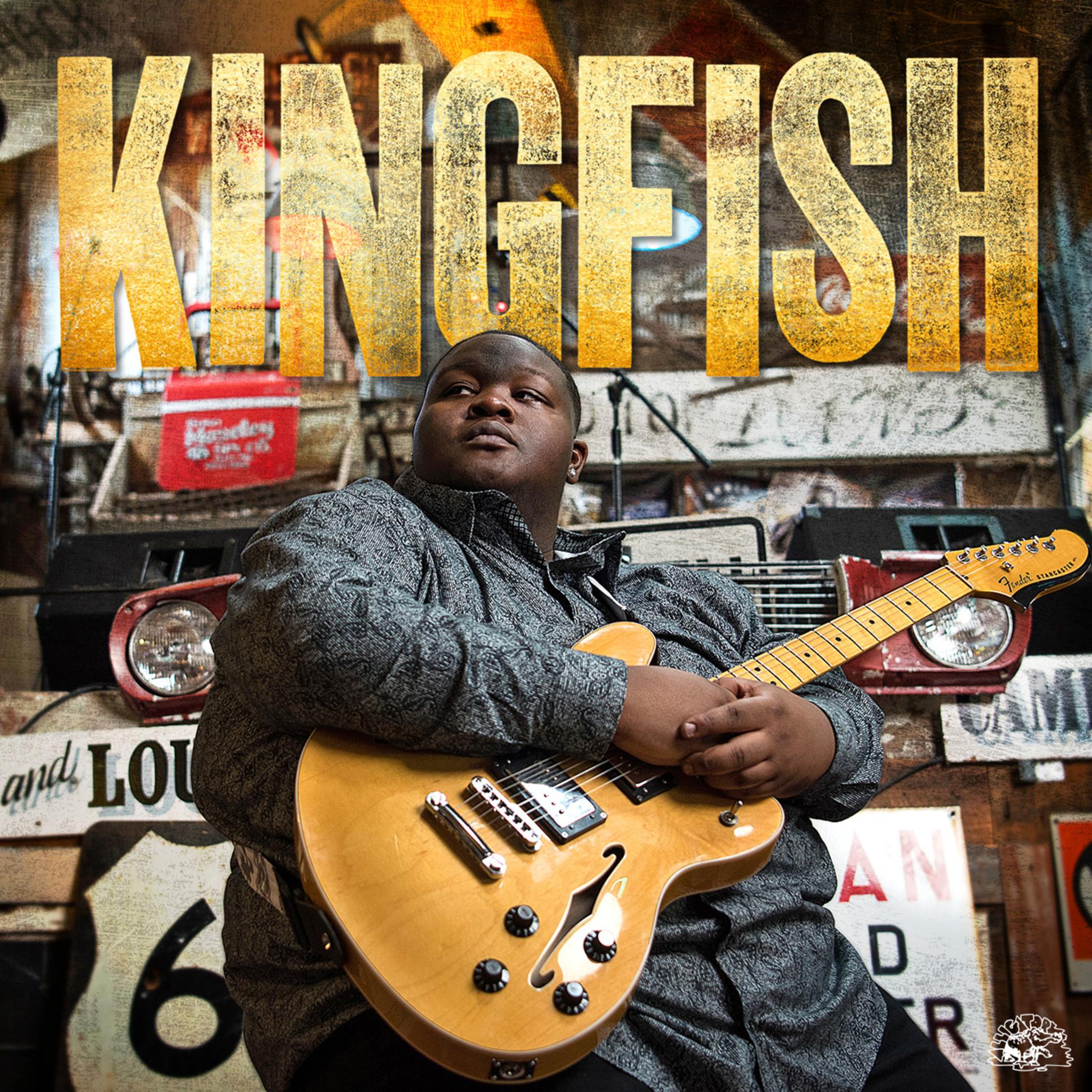 """Christone """"Kingfish"""" Ingram - Postponed"""