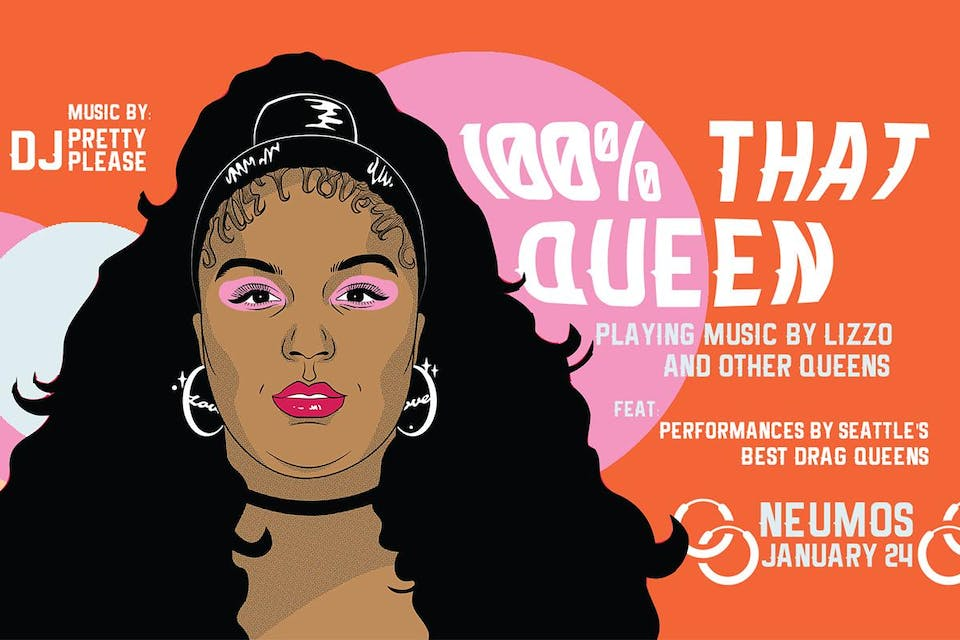100% That Queen - A Dance Party of Lizzo and Other Queens!
