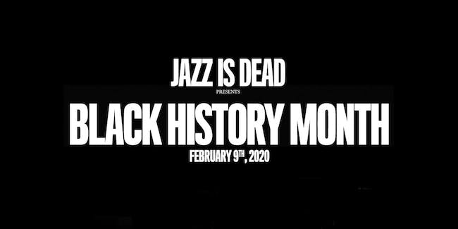 Black History Month: Black Jazz Records 50th Anniversary