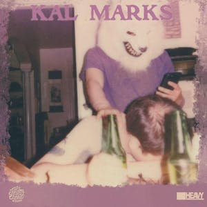 Kal Marks with A Deer A Horse, Maneka
