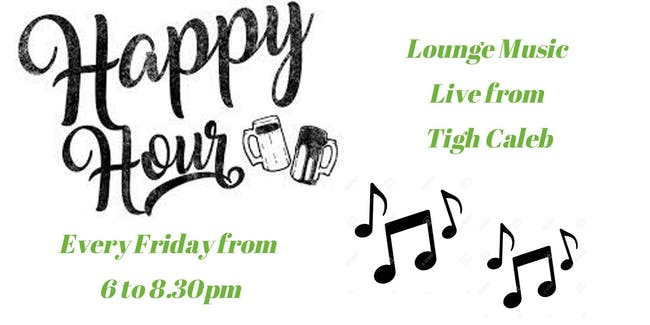 Happy Hour in the Lounge w/ Sean Farley