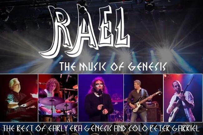 RAEL: The Music of Genesis & Peter Gabriel