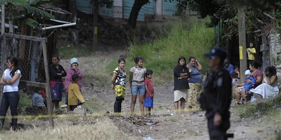 Human Rights in Central America with Cristosal's ED Noah Bullock