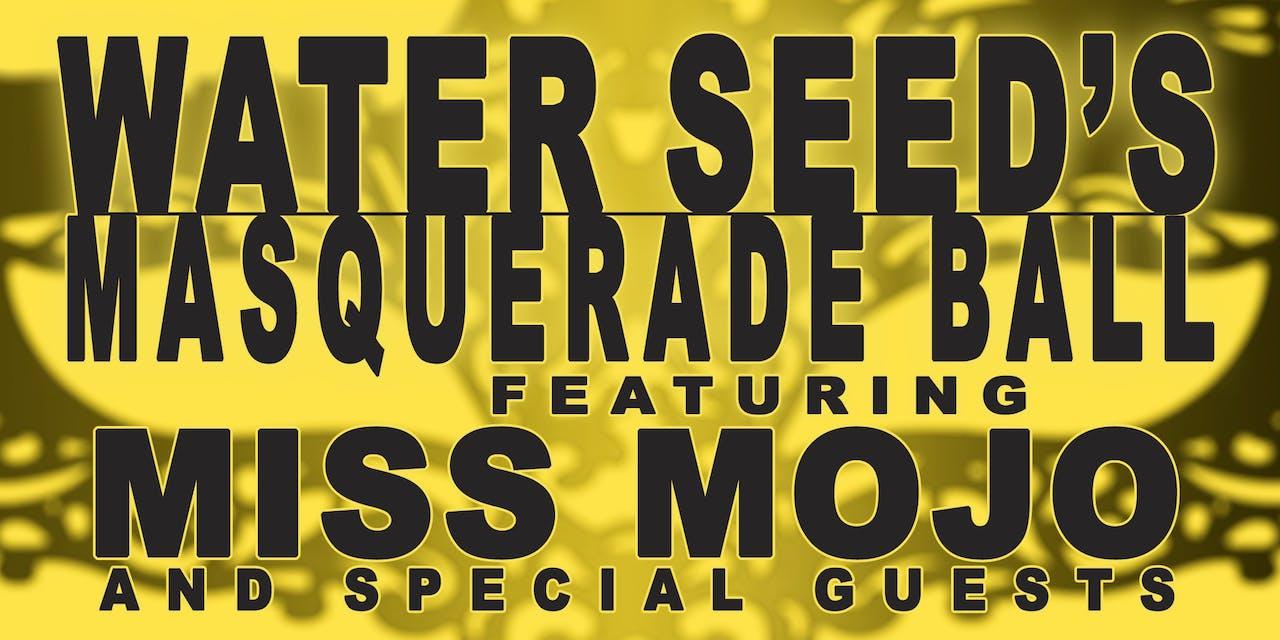 Water Seed's Mardi Gras Masquerade Ball