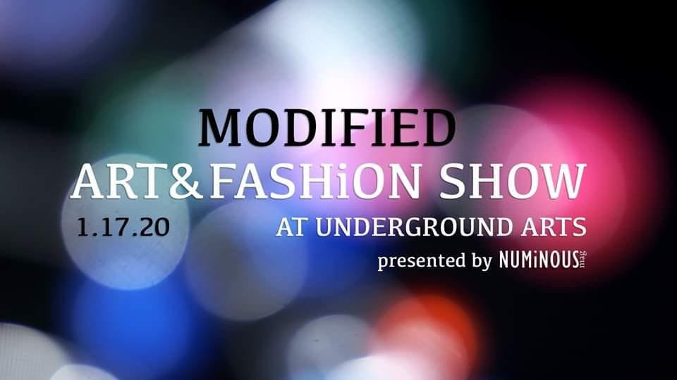 NUMiNOUSmag: Modified Art & Fashion Show