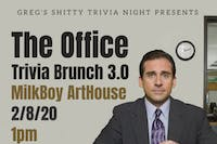 """The Office"" Trivia Brunch 3.0"