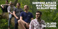 Surprise Attack and The Mad Children w/ DJ Elliot Ness