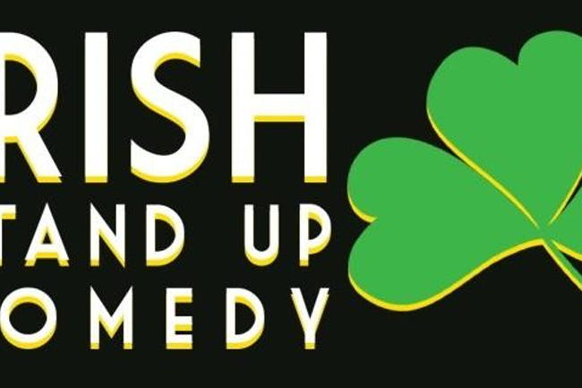 The Funny Thing About Being Irish - Stand-Up Comedy Show