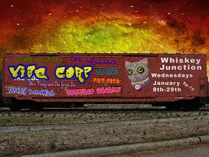 *Whiskey Junction* Vibe Corp Residency