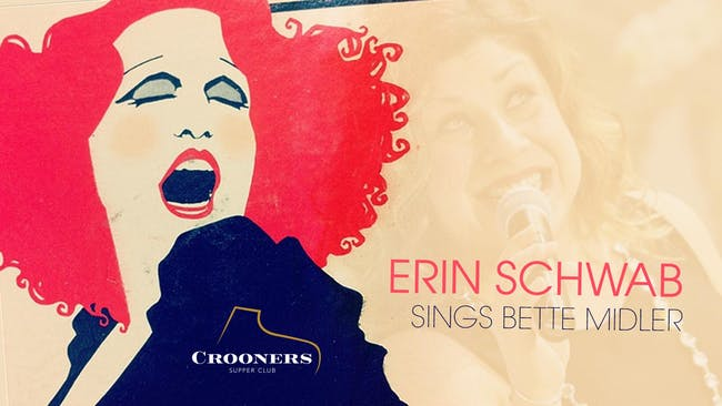 Erin Sings Bette! Erin Schwab and Jay Fuchs