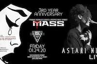 Mass 3 Year Anniversary