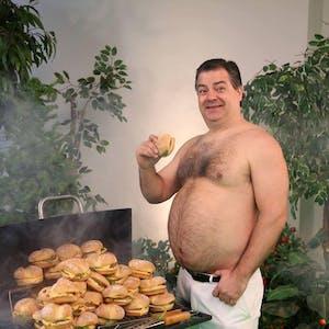 Randy's Cheeseburger Picnic at El Corazon