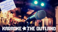 Thursday Karaoke Night at The Outland