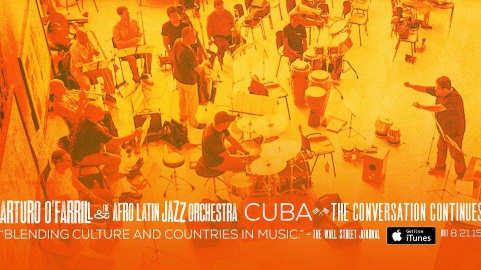 The Afro Latin Jazz Orchestra