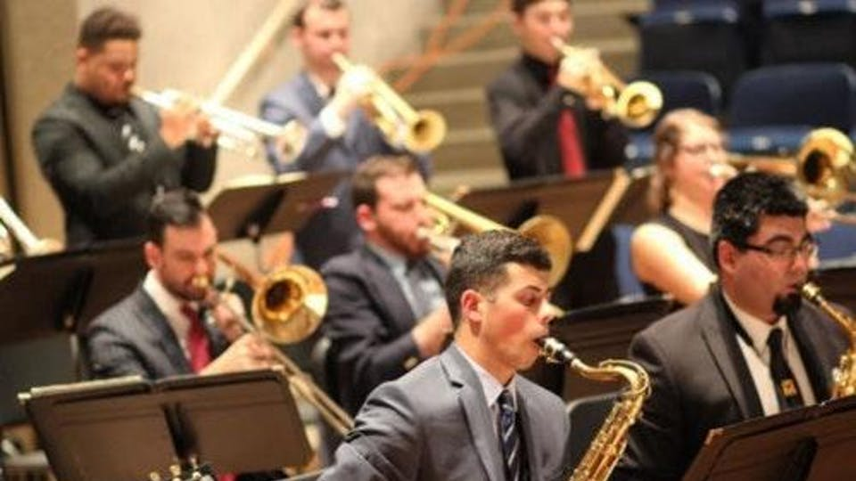 The Purchase Latin Jazz Orchestra Directed by David DeJesus