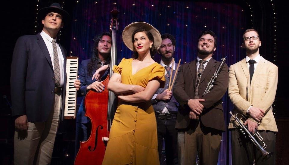 The Swingaroos: Hollywood Serenade